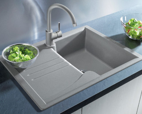 Enos Blanco Kitchen Sink