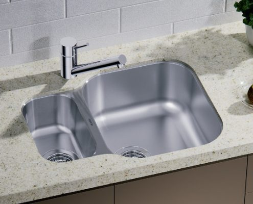 Essential Blanco Kitchen Sink