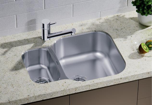 Essential Blanco Kitchen Sink