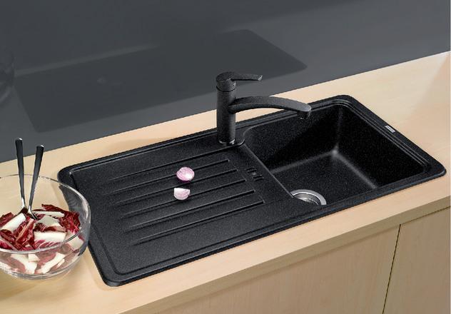 Favos Blanco Kitchen Sink