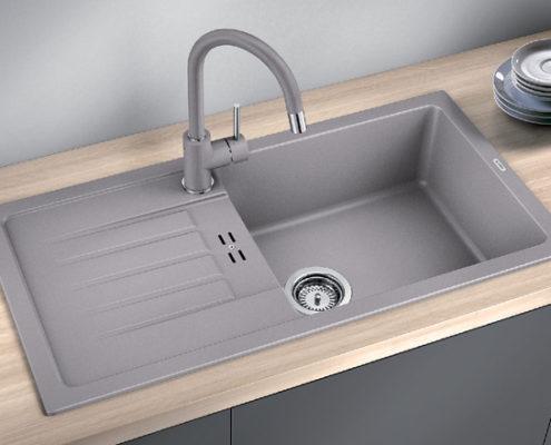 Favum Blanco Kitchen Sink