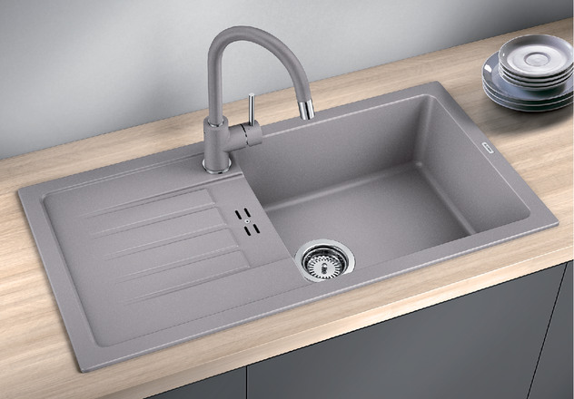 Favum Blanco Kitchen Sink