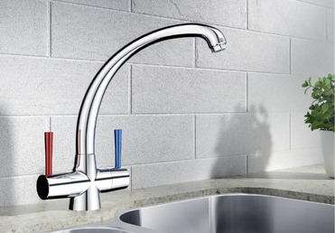 Focus Blanco Kitchen Tap