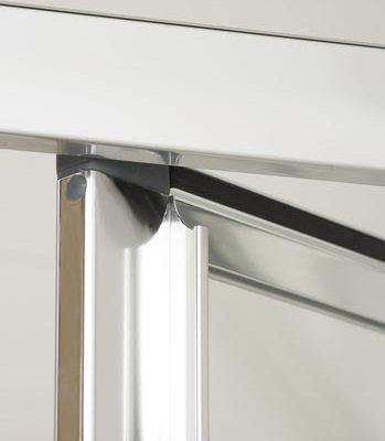 Framed Bi-Fold Shower Door