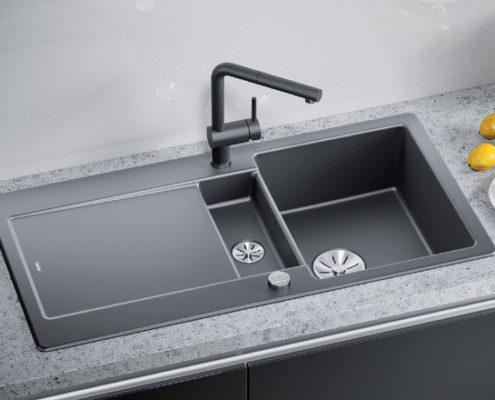 Idento Blanco Kitchen Sink