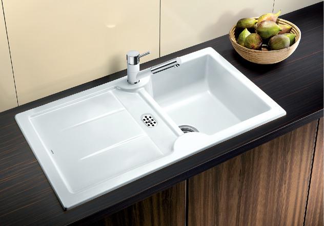 Idessa Blanco Kitchen Sink