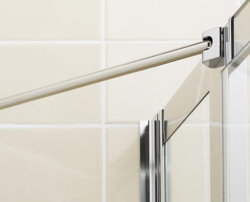 In-Line Panel Shower Enclosure