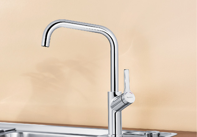 Jurena Blanco Kitchen Taps