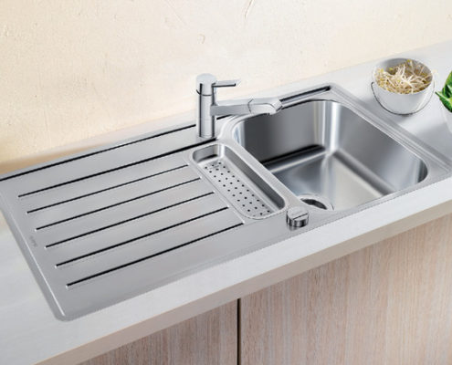 Lantos Blanco Kitchen Sink