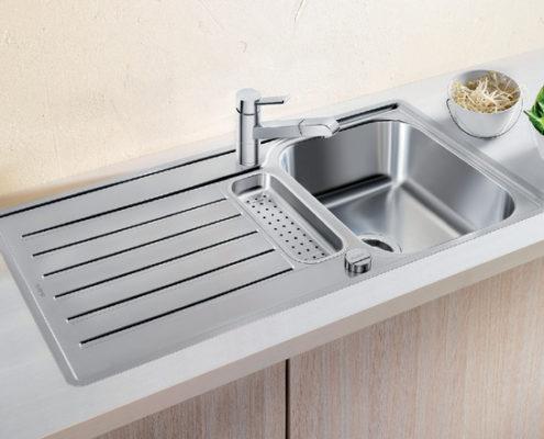 Lantos Blanco Kitchen Sink