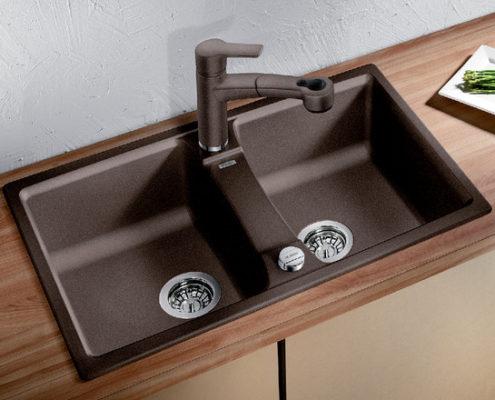 Lexa Blanco Kitchen Sink