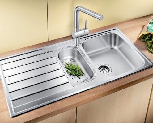 Livit Blanco Kitchen Sink