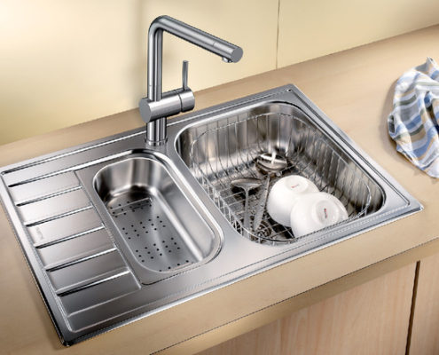 Livit Blanco Kitchen Sink