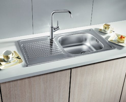 Magnum Blanco Kitchen Sink