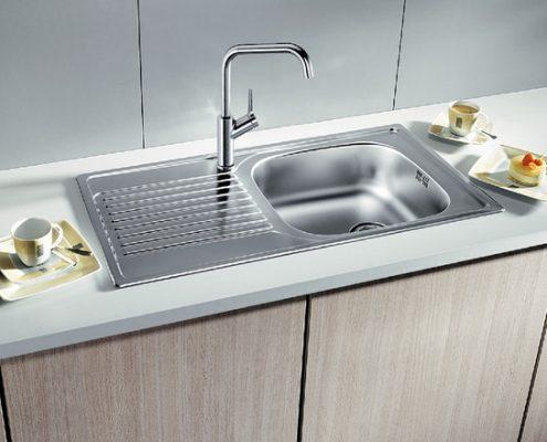 Magnum Blanco Kitchen Sink