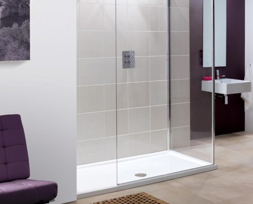 Marseilles Walk-In Shower