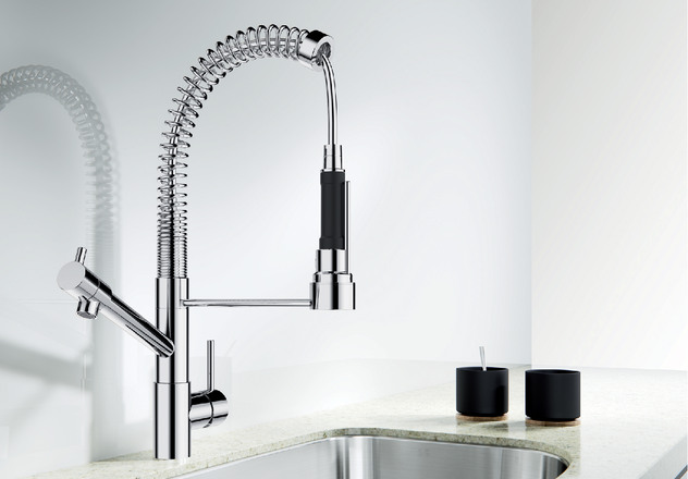 Master Blanco Kitchen Taps