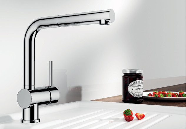 Mixa Blanco Kitchen Taps