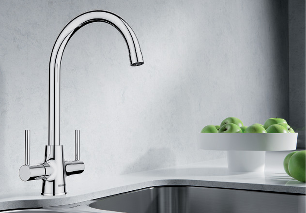 Mode Blanco Kitchen Tap