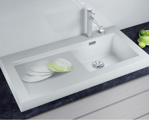 Modex Blanco Kitchen Sink