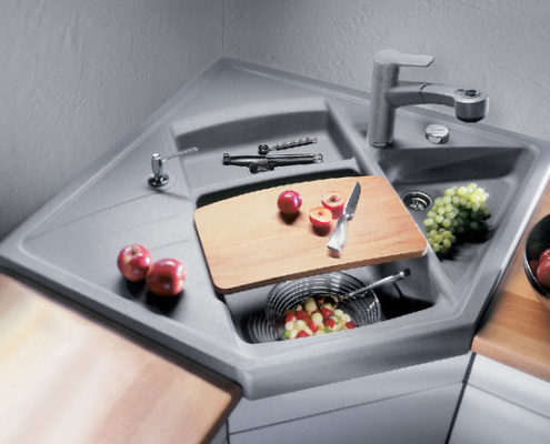 Moduc Blanco Kitchen Sink