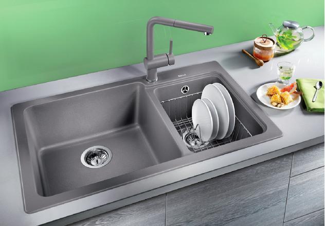 Naya Blanco Kitchen Sink