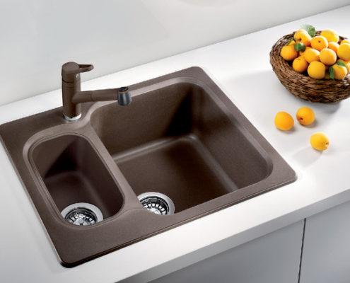 Nova Blanco Kitchen Sink