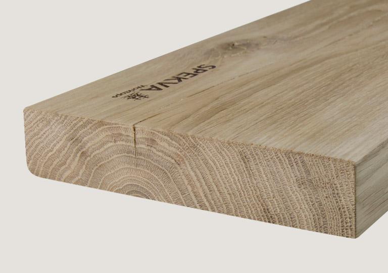 Oak Rustique Wood Spekva Worktop