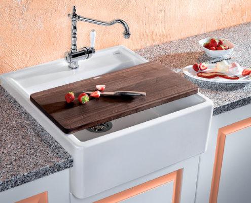 Panor Blanco Kitchen Sink
