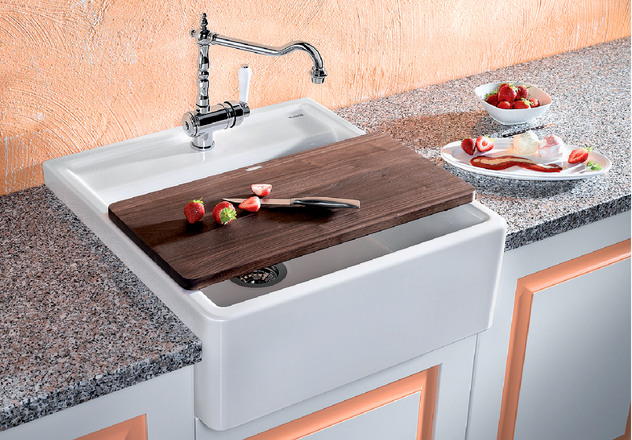 Panor Blanco Kitchen Sink