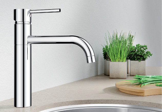 Pier Blanco Kitchen Taps