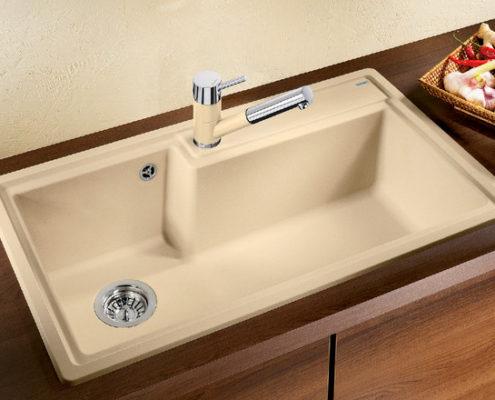 Plenta Blanco Kitchen Sink