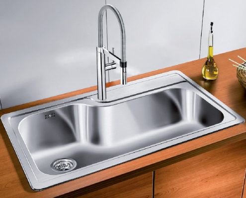 Plenta Blanco Kitchen Sink