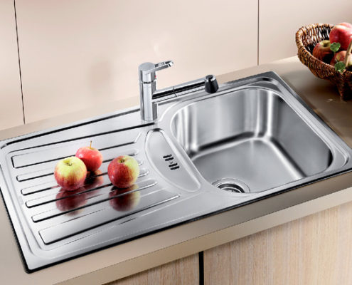 Plus Blanco Kitchen Sink