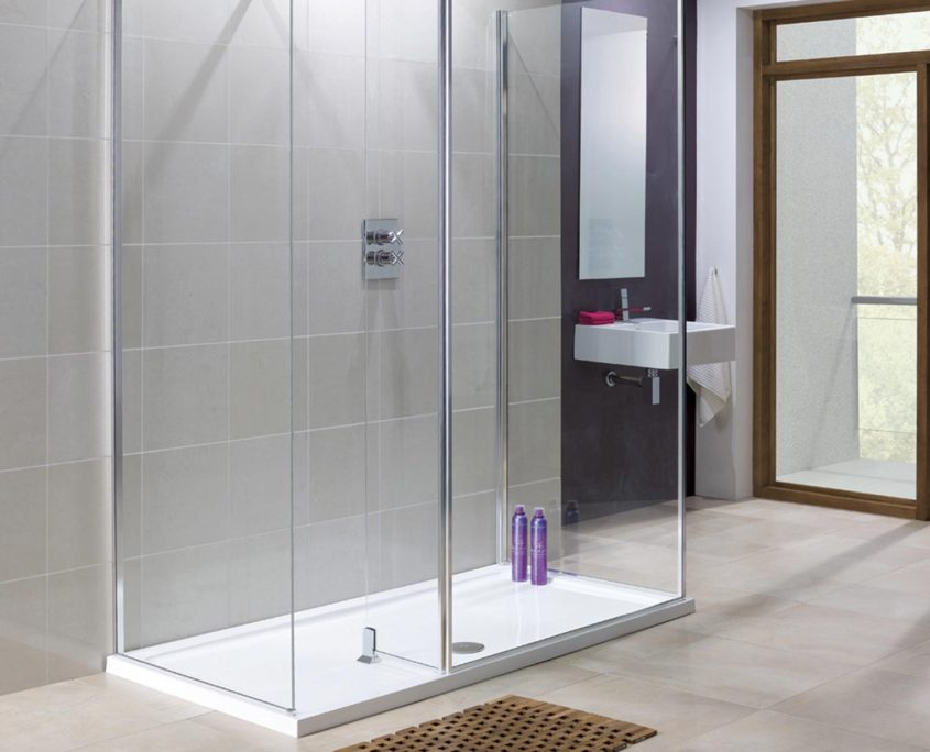 Rhodes Walk-In Shower