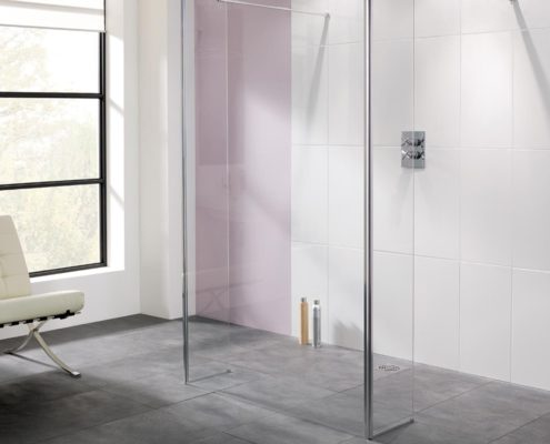 Riviera Walk-In Shower