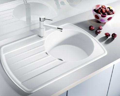 Rondoval Blanco Kitchen Sink