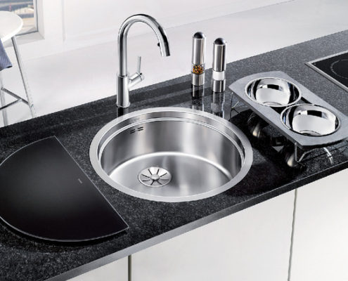 Ronis Blanco Kitchen Sink