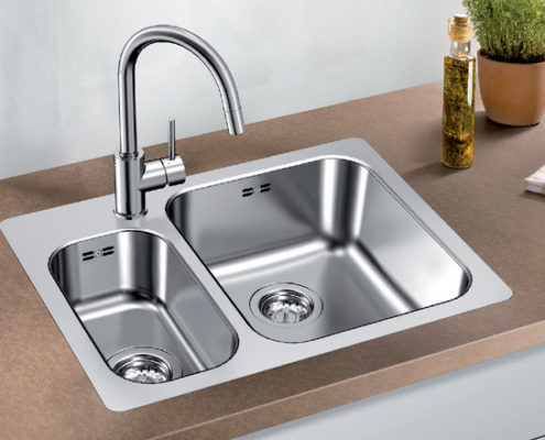 Style Blanco Kitchen Sink