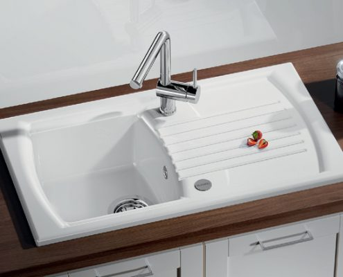 Setura Blanco Kitchen Sink