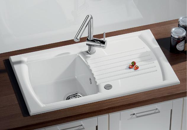 Setura Blanco Kitchen Sink