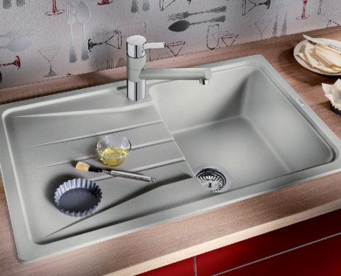 Sona Blanco Kitchen Sink