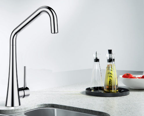 Spire Blanco Kitchen Taps
