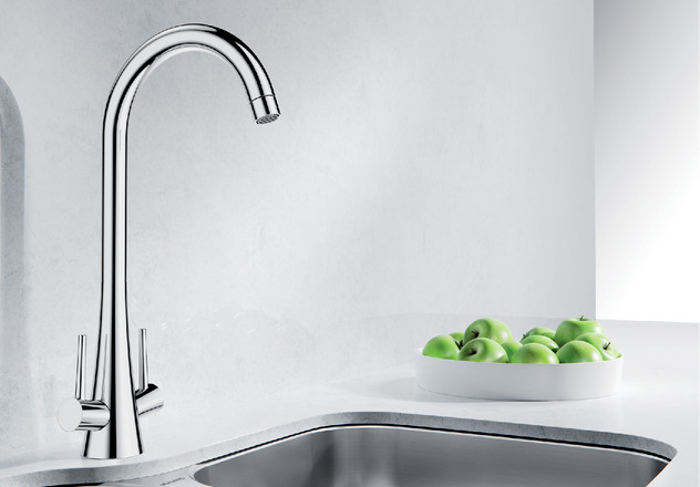 Spirex Blanco Kitchen Tap
