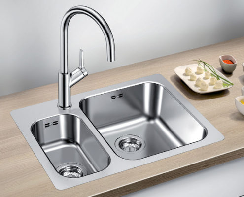 Supra Blanco Kitchen Sink