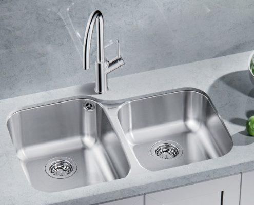 Supreme Blanco Kitchen Sink