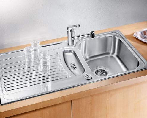 Tipo Blanco Kitchen Sink