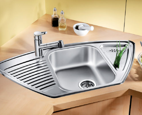 Tipo Blanco Kitchen Sink