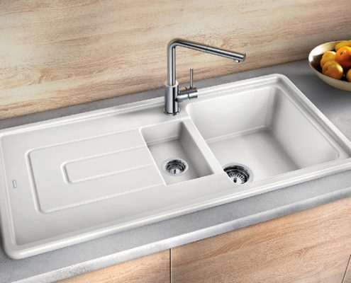 Tolon Blanco Kitchen Sink