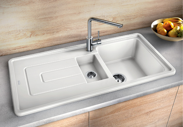 Tolon Blanco Kitchen Sink